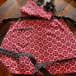 ❤️❤️❤️Darling~ heart apron